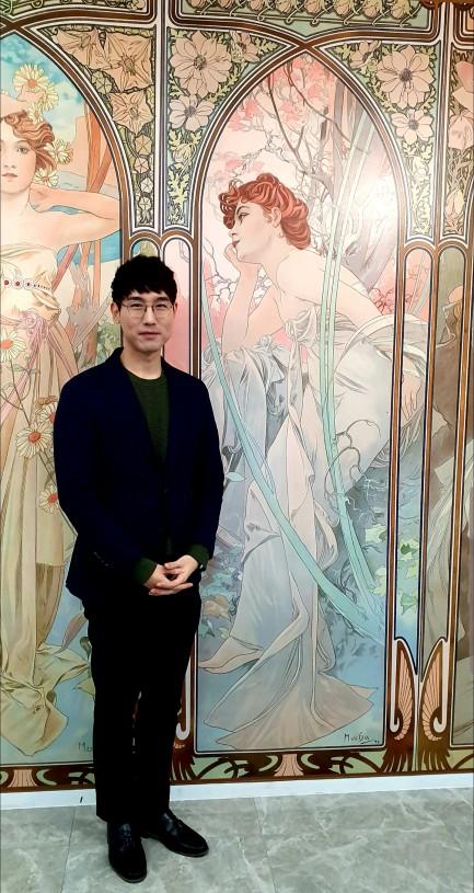 도슨트 계의 아이돌! '피리 부는 사나이' 정우철 인터뷰