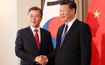 문 대통령, 23일부터 한중-한일-한중일 릴레이 회담…북핵·사드·수출규제 등 돌파 승부수