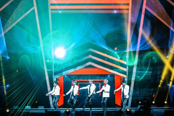 '2020 가온차트 어워즈' 간 NCT DREAM의 무대. (사진=사단법인 한국음악콘텐츠협회 제공)