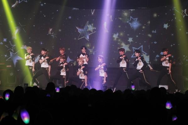 골든차일드가 데뷔 첫 단독 콘서트 'FUTURE AND PAST(퓨처 앤 패스트)'를 통해 자신들의 매력성장 스펙트럼을 드러냈다. (사진=울림엔터테인먼트 제공)