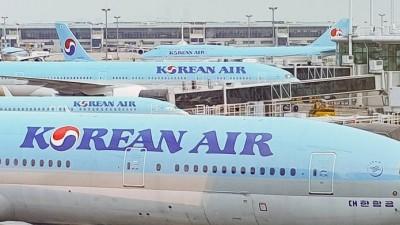대한항공, '기내 와이파이' 도입 계획 주춤···보잉 737 맥스 추락사고 여파