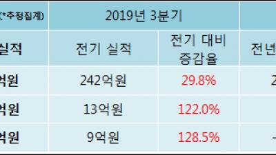 [ET투자뉴스]잉글우드랩, 19년4분기 실적 발표