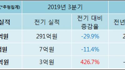 [ET투자뉴스]신라에스지, 19년4분기 실적 발표