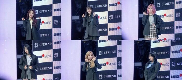 3일 서울 광진구 예스24 라이브홀에서는 여자친구 새 미니앨범 '回:LABYRINTH' 발매기념 쇼케이스가 열렸다.