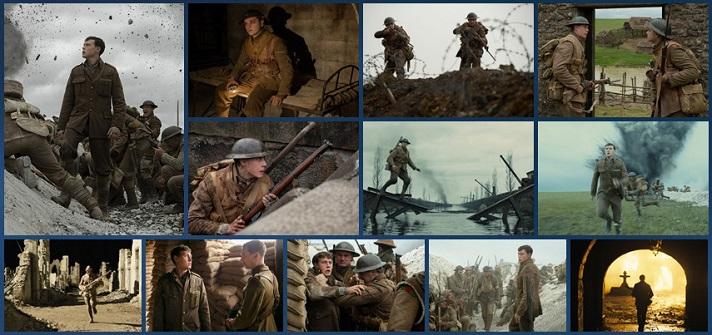 영화 '1917' 스틸 (사진 제공 = 스마일이엔티)