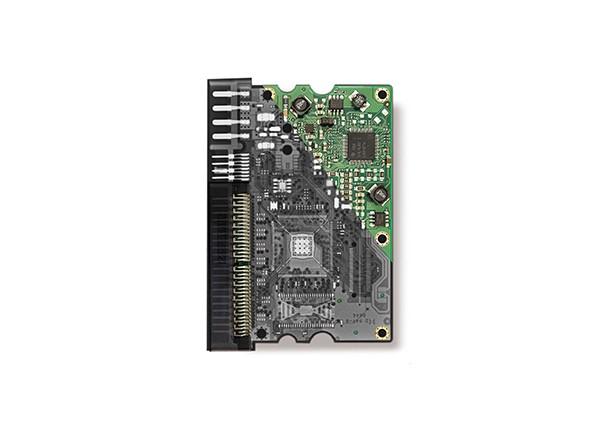 베가레이 엑스레이로 촬영한 PCB 샘플