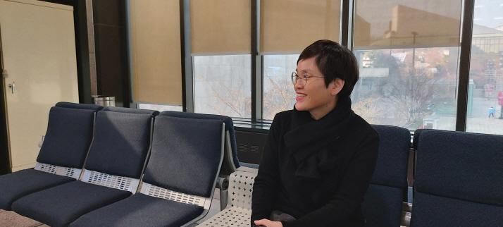 예술의전당 개관일부터 지금까지 32년째 근속 중인 최진숙 과장과의 인터뷰