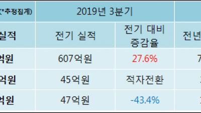 [ET투자뉴스]신원종합개발, 19년4분기 실적 발표