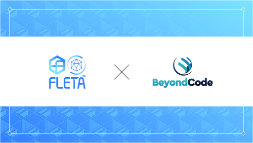샌드스퀘어와 비욘드코드가 블로체인 기술 개발 계약을 체결했다.