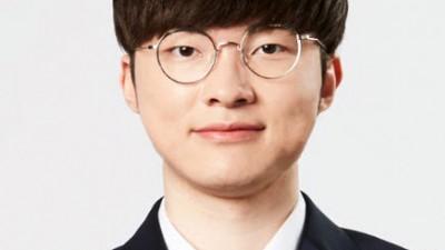 '페이커' 이상혁, 월드콘 광고 모델로 발탁
