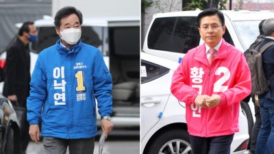 부동산정책·공천논란·비례정당...'막판 표심' 변수로