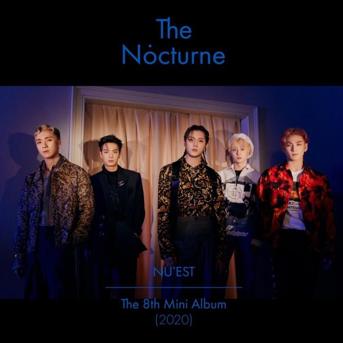 뉴이스트가 미니8집 'The Nocturne(더 녹턴)'을 통해 매혹적인 변신과 함께 한층 더 진해진 자신들만의 음악을 선보인다.  (사진=플레디스엔터테인먼트 제공)