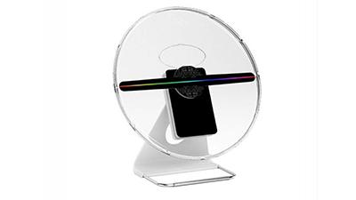 와우쓰리디, 3D 홀로그램 영상송출 장치 출시