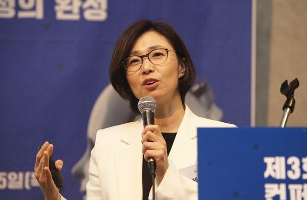 KT AI/BigData 융합사업담당 김혜주 상무