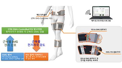고령인 위한 착용형 보행보조시스템 나온다...움직임·근육발달 보조
