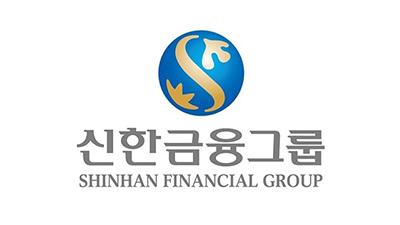 신한금융그룹 로고