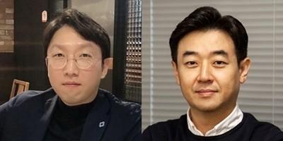 왼쪽부터 신세계센트럴시티 신정수 부장, 생활맥주 임상진 대표