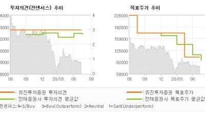 """[ET투자뉴스]롯데쇼핑, """"2Q20 Revie…"""" BUY(유지)-유진투자증권"""