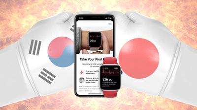 '애플워치 OLED' 韓·日 수주전 불붙었다