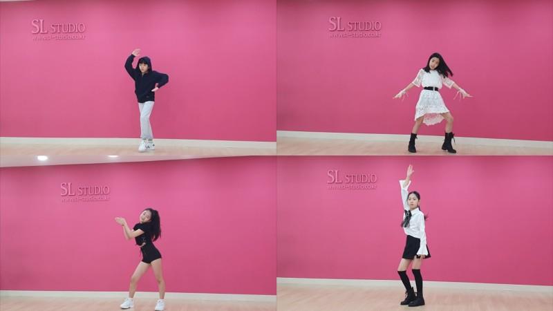 SL Studio의 루나키즈 오디션 참가학생들 / SL Studio 제공