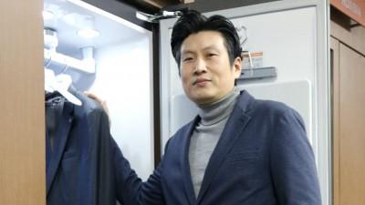 """장보영 LG전자 상무 """"세계 1위 가전 비밀 병기는 '스팀'"""""""