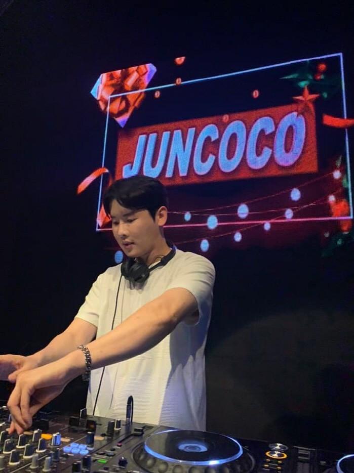 사진=DJ 준코코 공식 페이스북 발췌