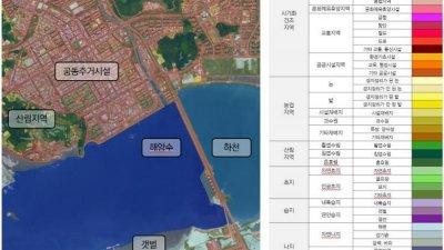 데이터 품질인증 기반 토지피복지도, 국토 환경관리 핵심 부상