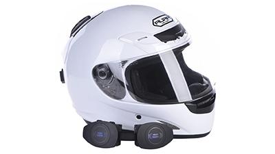 예일전자, 헬멧용 블루투스 헤드셋 출시
