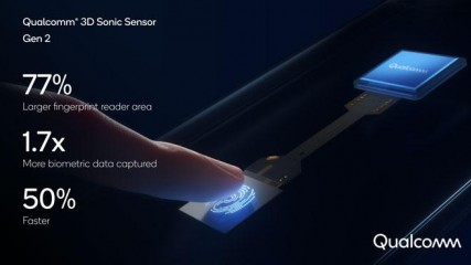 아이폰13에 퀄컴 '3D 소닉 센서 2세대' 탑재되나