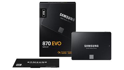 {htmlspecialchars(삼성전자, 소비자용 SSD '870 EVO' 글로벌 40개국 출시)}