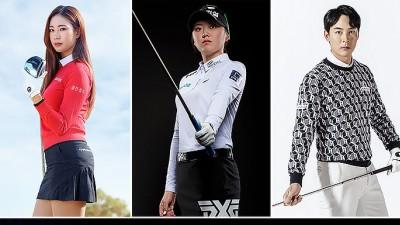 '대표 얼굴부터 팀 000'…골프웨어 '맞춤 후원'으로 다변화