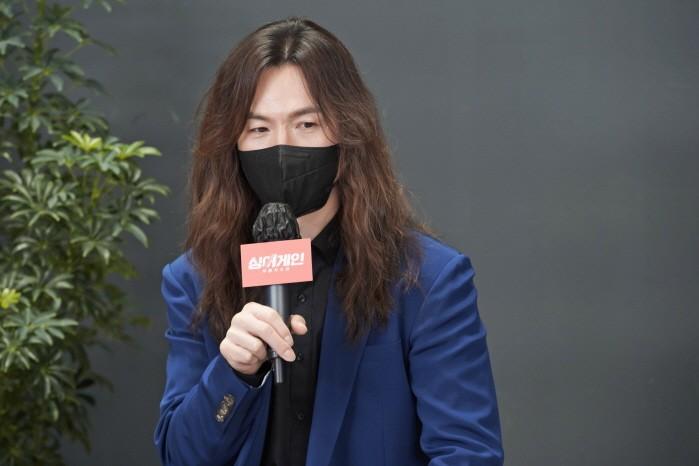 JTBC '싱어게인-무명가수전' 2위 정홍일. (사진=JTBC 제공)