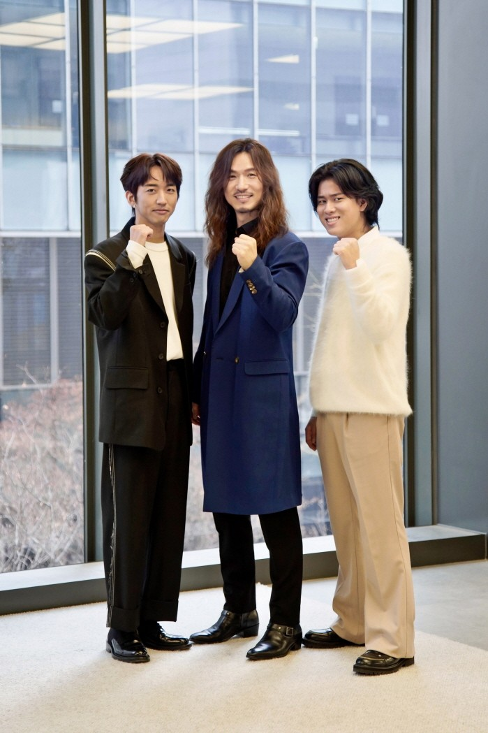 (왼쪽부터) 이승윤, 정홍일, 이무진 등 JTBC '싱어게인-무명가수전' TOP3. (사진=JTBC 제공)