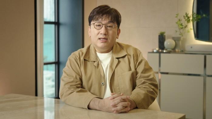 방시혁 빅히트 의장 겸 CEO, (사진=빅히트엔터테인먼트 제공)