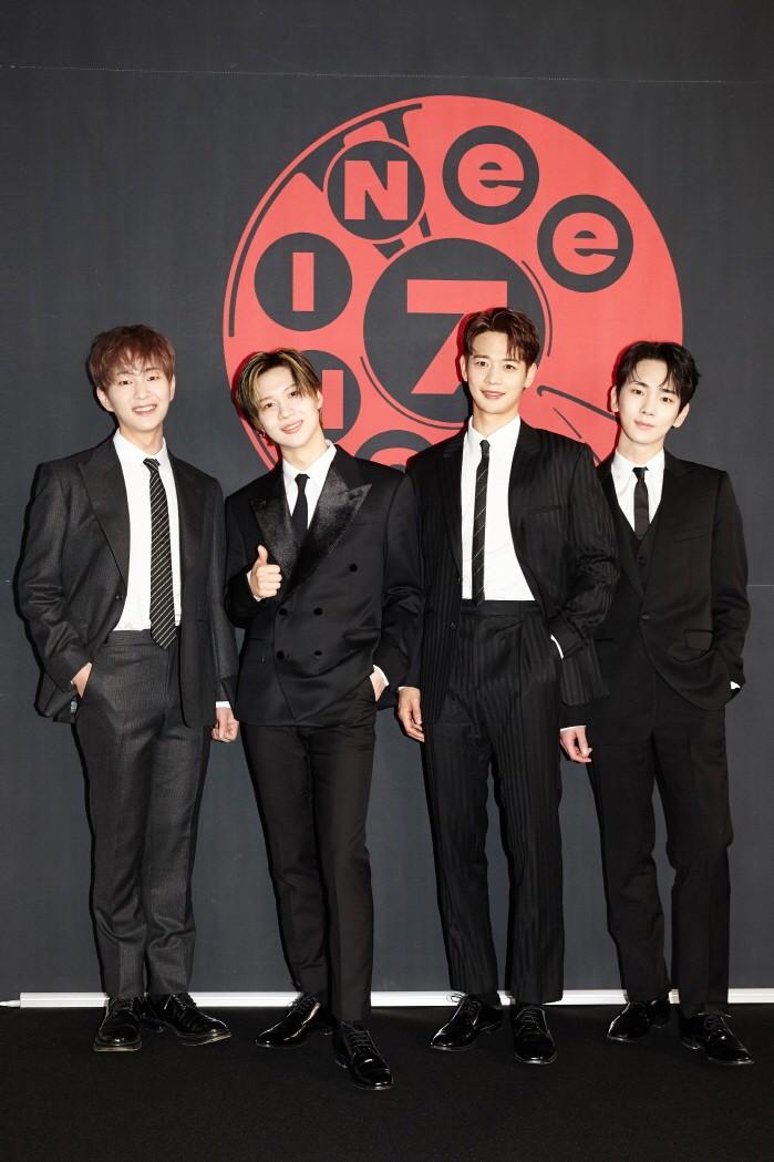 22일 SM엔터테인먼트 유튜브채널에서는 샤이니 정규7집 Don't Call Me 발매기념 간담회가 열렸다. (사진=SM엔터테인먼트 제공)