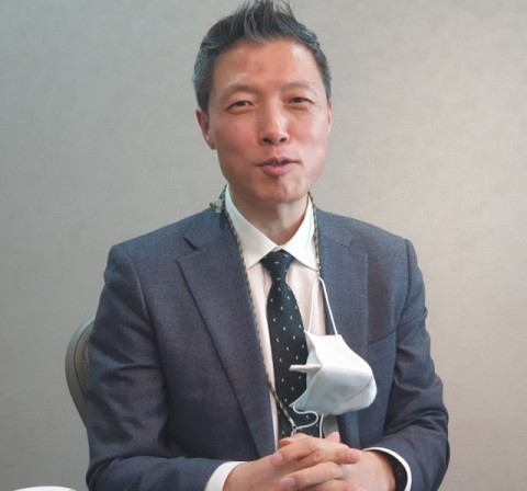 최근홍 수세(SUSE)코리아 지사장.