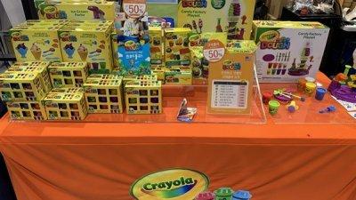 모움, 유아교육전 참가...다양한 인기 장난감 전시