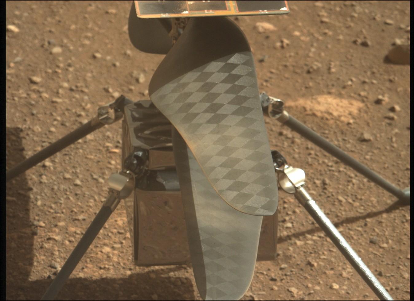 드론 인제뉴어티. 사진=NASA/JPL-Caltech