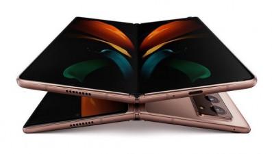 삼성 차세대 폴더블폰이 IP등급을 받을 것이라는 전망이 나왔다. 사진은 갤럭시Z폴드2. 사진=삼성전자
