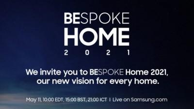 삼성전자 '비스포크 홈' 글로벌 진출…내달 11일 런칭 행사