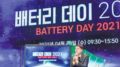 """[배터리 데이 2021] LG엔솔 """"차세대 '리튬황·전고체 배터리' 2025년부터 출격"""""""