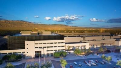 인텔 미국 뉴멕시코주 리오랜초 생산시설. 사진=인텔