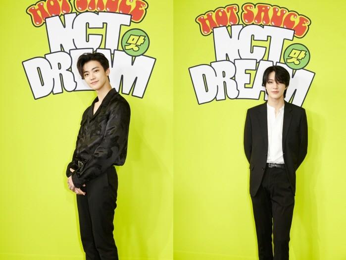NCT DREAM 재민-제노. (사진=SM엔터테인먼트 제공)