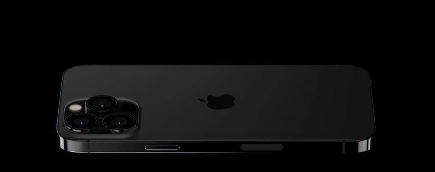'매트블랙' 색상 아이폰13 프로 예상 렌더링. 사진=EverythingApplePro