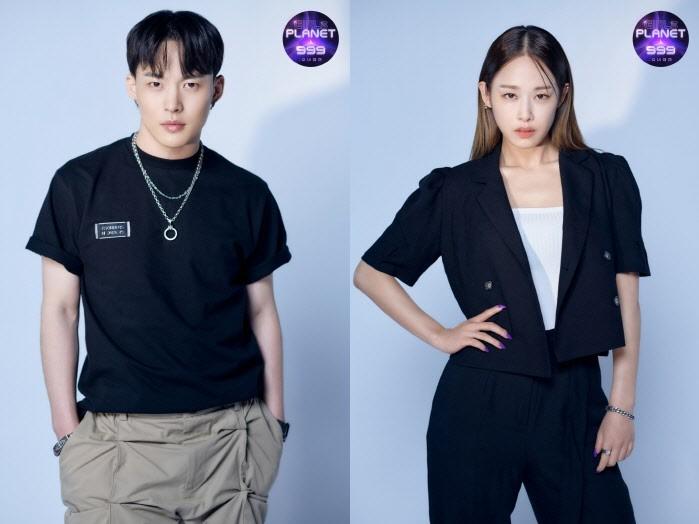 '걸스플래닛999' 댄스마스터 백구영-장주희. (사진=Mnet 제공)