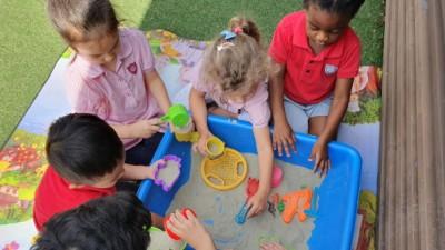 영국 교육 기관 브리티시 에듀테이션 코리아, 유아교육전 참가