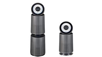 품질우수-LG전자/공기청정기/퓨리케어 360도 공기청정기 알파