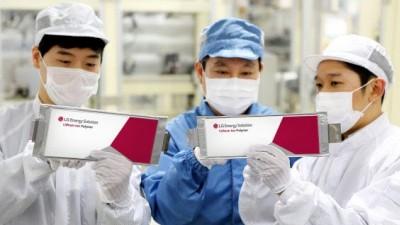 "LG엔솔, 오창 공장에 15.1조원 투자…김종현 사장 ""배터리 기술 허브 만들 것"""