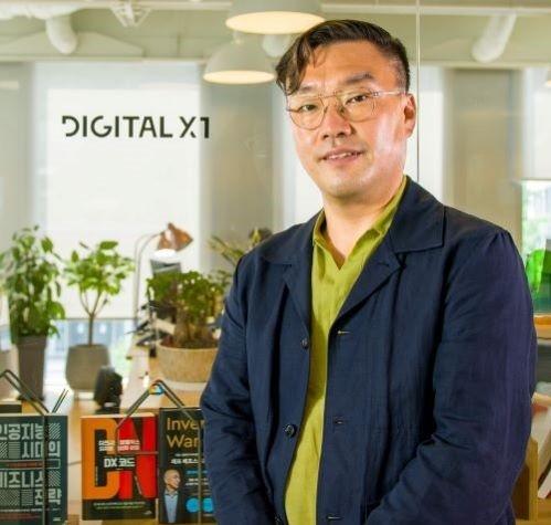 정우진 디지털엑스원 대표