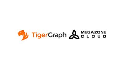 타이거그래프, 메가존클라우드와 협업 통해 한국 시장 진출